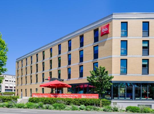 Hotellet fotos: ibis Konstanz