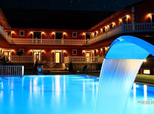 ホテルの写真: Artemis Resort Wellness Hotel