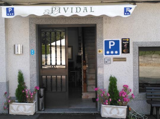 Хотел снимки: Pensión Residencia Pividal