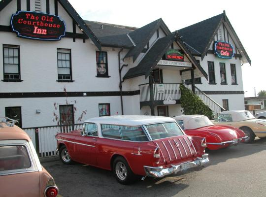 호텔 사진: The Old Courthouse Inn