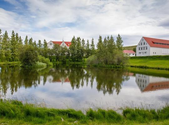Hotel Valokuvat: Hótel Laugar