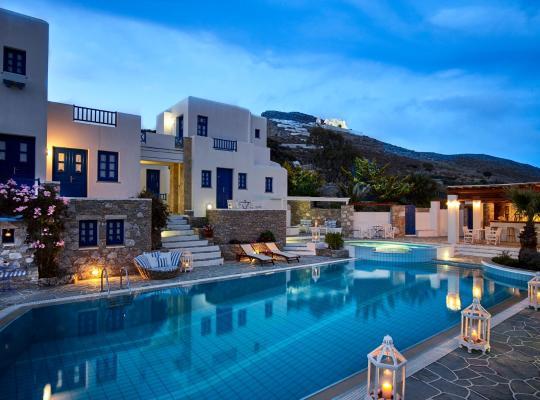 Hotel foto 's: Folegandros Apartments