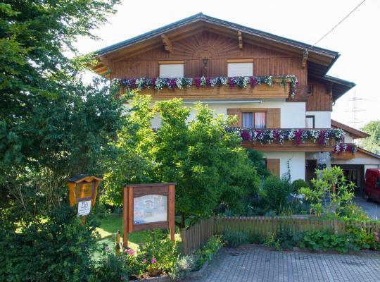 ホテルの写真: Gästehaus Heidi