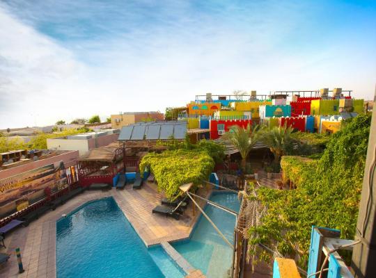 Hotel Valokuvat: Bedouin Garden Village