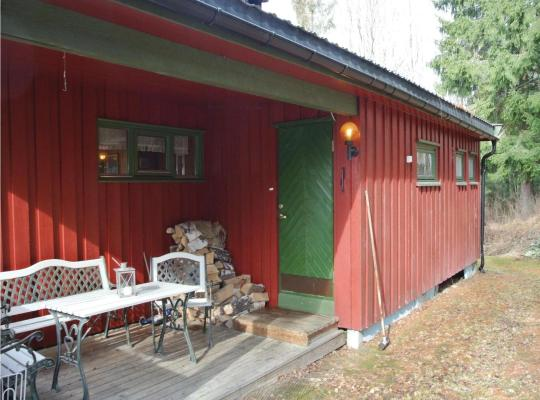 Viesnīcas bildes: Three-Bedroom Holiday home Enger with Lake View 06
