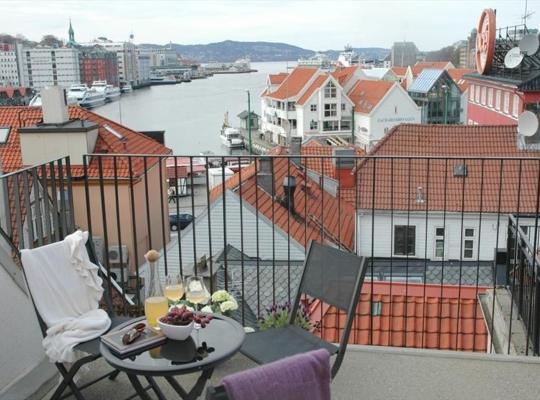 Fotos do Hotel: Bryggen Panorama Suites
