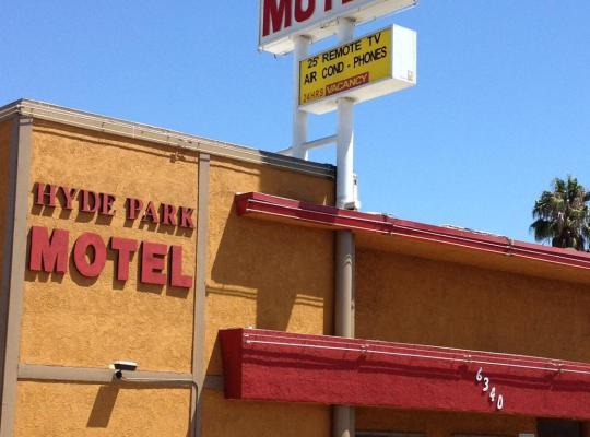 Hotel photos: Hyde Park Motel