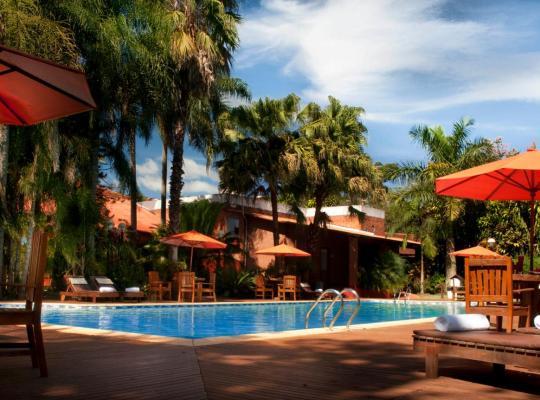 Ảnh khách sạn: Orquideas Palace Hotel & Cabañas