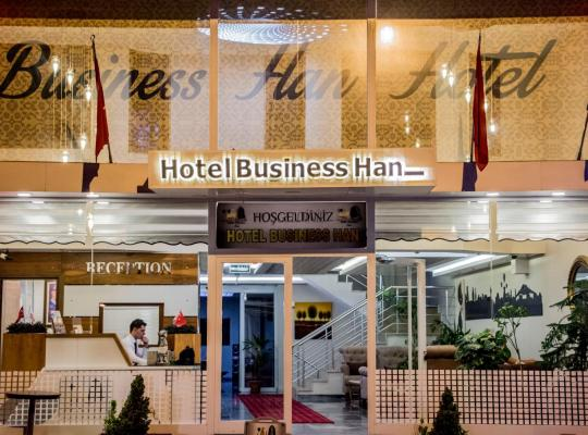 Foto dell'hotel: Hotel Business Han