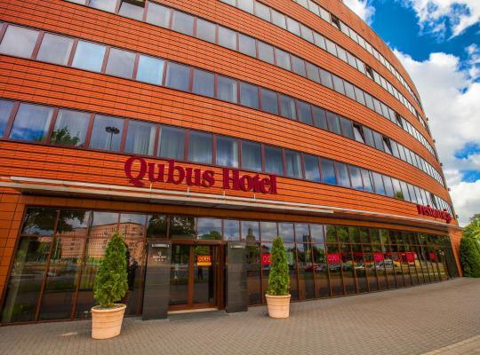 Φωτογραφίες του ξενοδοχείου: Qubus Hotel Łódź