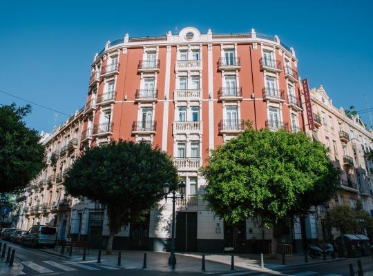 Hotel Valokuvat: Petit Palace Ruzafa