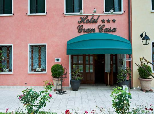 صور الفندق: Hotel Ristorante Gran Casa