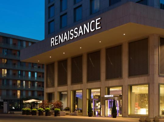 Hotel photos: Renaissance Zurich Tower Hotel