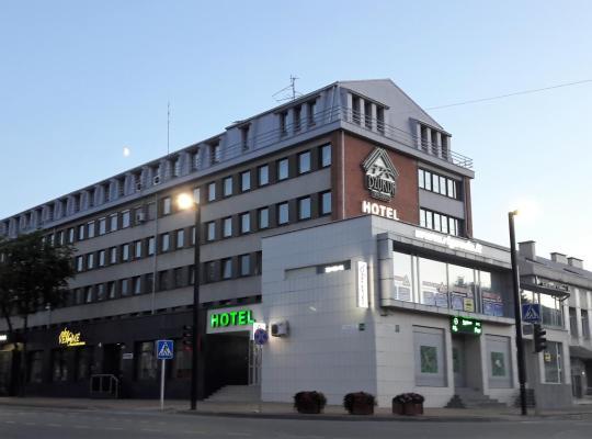 Φωτογραφίες του ξενοδοχείου: Dzukija Hotel