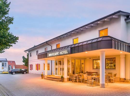 Otel fotoğrafları: Mercure Hotel Ingolstadt
