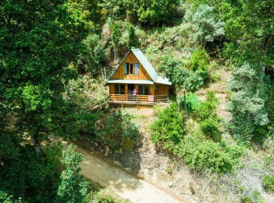 Φωτογραφίες του ξενοδοχείου: Quetzal Valley Cabins