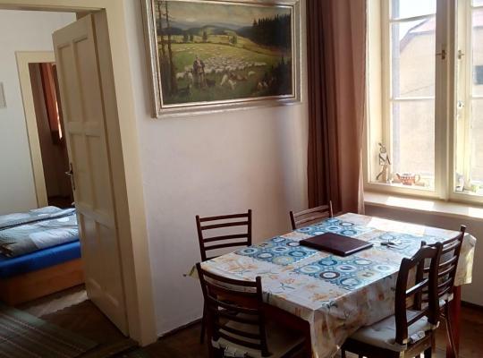 Otel fotoğrafları: Apartmán 206