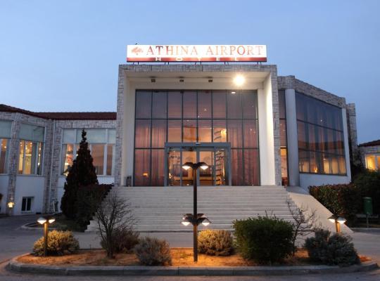 ホテルの写真: Athina Airport Hotel