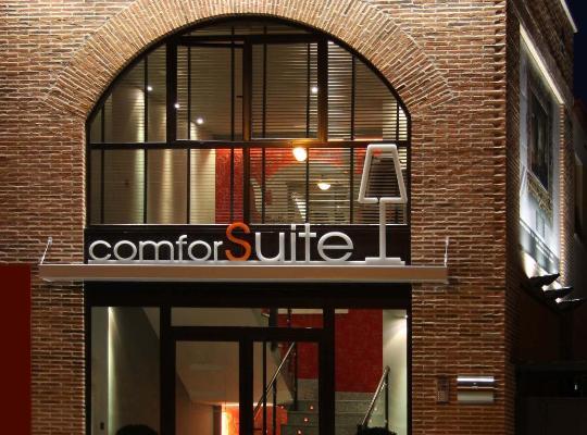 Hotel foto: Apartahotel Comforsuite