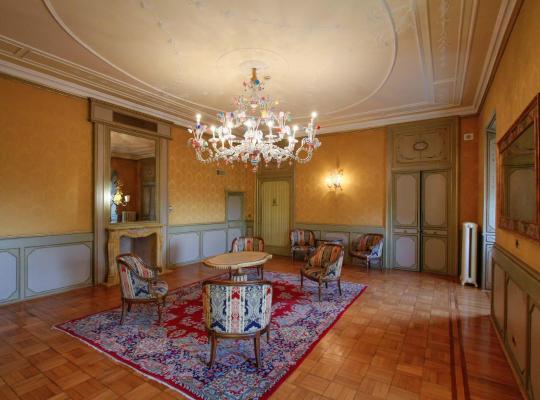 Képek: Park Hotel Villa Potenziani