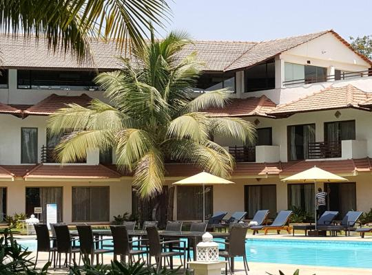 Hotel Valokuvat: U Tropicana Alibaug