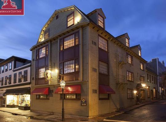 Hotelfotos: America's Cup Inn Newport