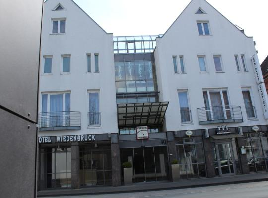 Φωτογραφίες του ξενοδοχείου: Sporthotel Wiedenbrueck