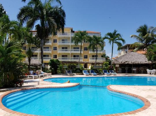 酒店照片: Las Palmeras I (Mama Jo & RIKI)