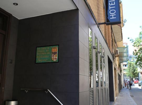 होटल तस्वीरें: Hotel Alguer Camp Nou