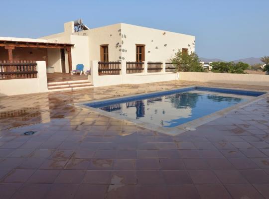 호텔 사진: Fuertemar