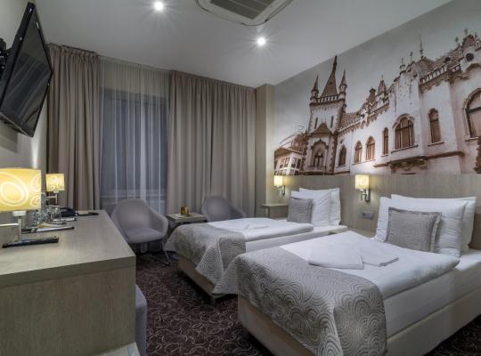 Képek: Košice Hotel
