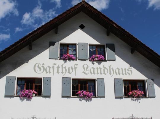 Hotellet fotos: Landhuus Frauenkirch