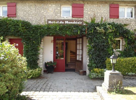 صور الفندق: La Ferme de Mondésir
