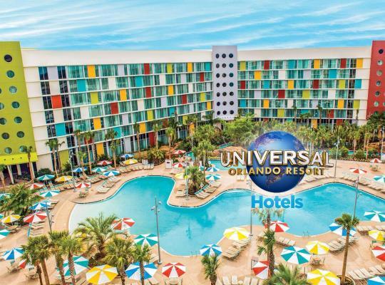 Фотографии гостиницы: Universal's Family Suites at Cabana Bay Beach Resort