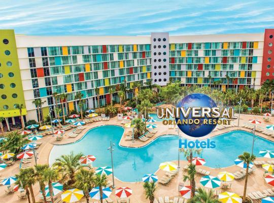 Foto dell'hotel: Universal's Family Suites at Cabana Bay Beach Resort