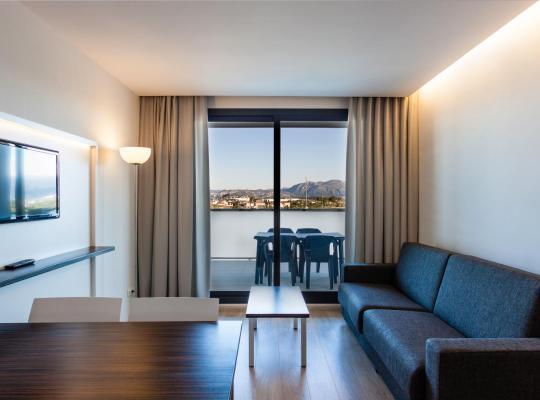 Hotel Valokuvat: ApartHotel Playa Oliva