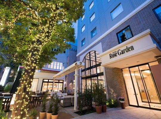 ホテルの写真: Hotel Rose Garden Shinjuku
