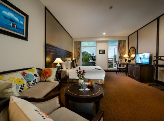 酒店照片: Zephyr Suites Boutique Hotel