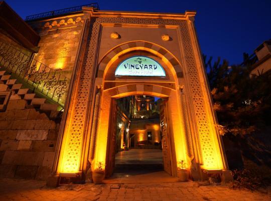 호텔 사진: Vineyard Cave Hotel