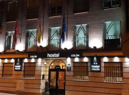 Foto dell'hotel: Hostal Colon