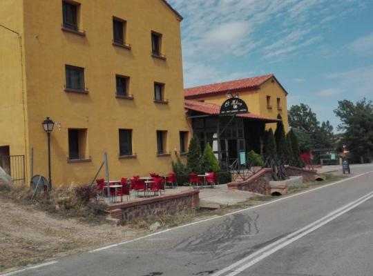 Хотел снимки: Hotel El Molino