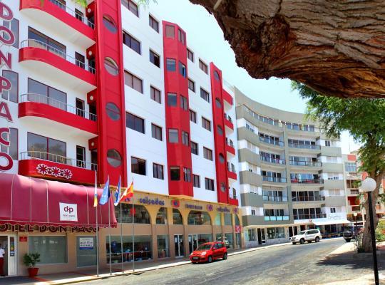 Хотел снимки: THe Don Paco Hotel