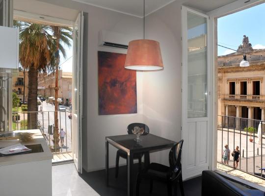 รูปภาพจากโรงแรม: Kalote' Apartments