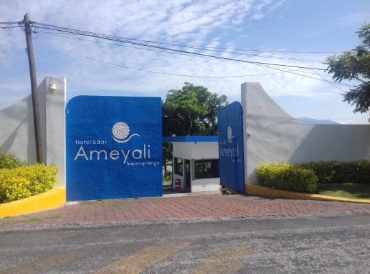 Hotel foto: Hotel Ameyali Tequesquitengo
