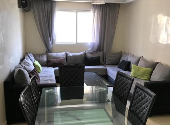 Fotos de Hotel: Appartement à Mohammedia