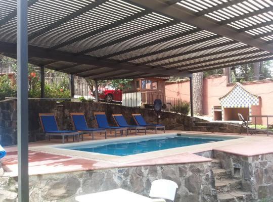 酒店照片: Hotel Casa Valle