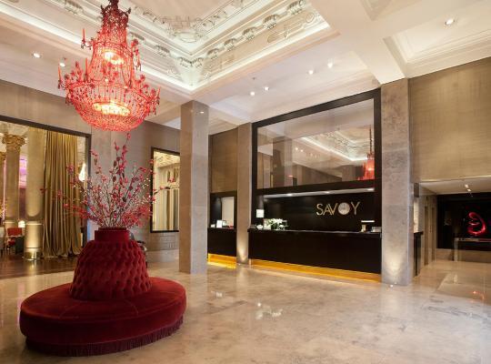 Fotografii: Savoy Hotel