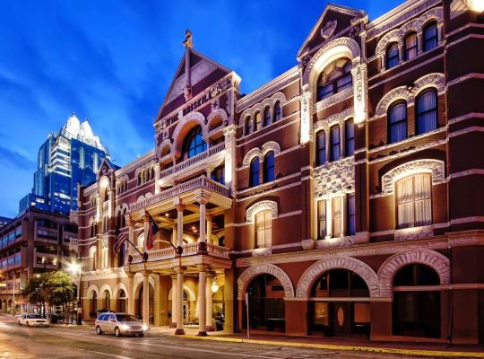 होटल तस्वीरें: The Driskill – in the Unbound Collection by Hyatt
