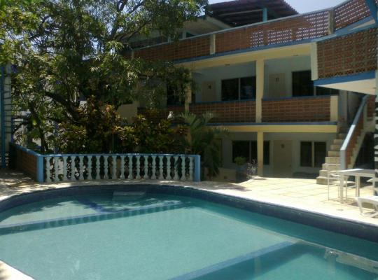 Képek: Casa de Huéspedes Santa Fe Acapulco