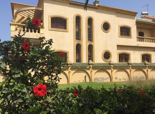Hotellet fotos: Villa 350m2 Avec piscine privee